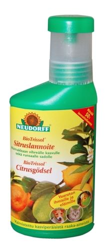 Bio Trissol sitruslannoite 250ml